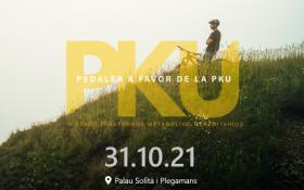 El 31 de octubre, pedalea por la PKU