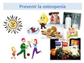 Prevención de la osteopenia