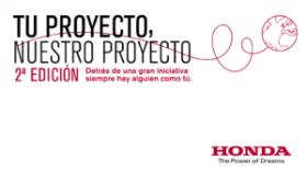 Tu proyecto, Nuestro proyecto - Honda
