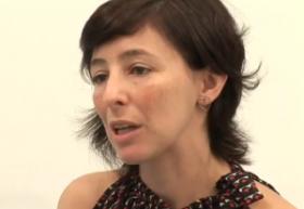 Vanessa Ferreira, presidenta y fundadora de la Associaçao Portuguesa CDG e outra