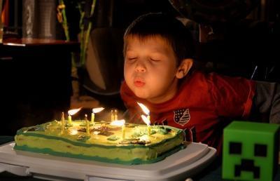 Fiesta de cumpleaños.