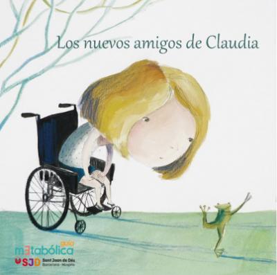 Los nuevos amigos de Claudia