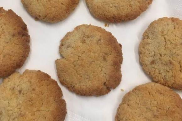 Keto-galletas