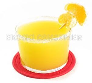 Licuado de mandarina. Foto: Consumer Eroski