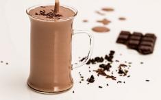 Ketobatido de chocolate