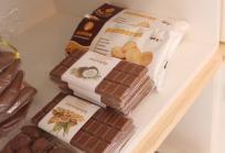 Chocolate, banco alimentos en el Hospital Sant Joan de Déu Barcelona